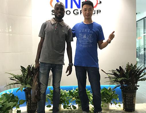 Visita do cliente